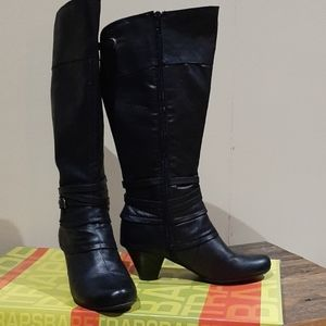 """BARE TRAPS """"RALEIGH"""" BOOTS"""